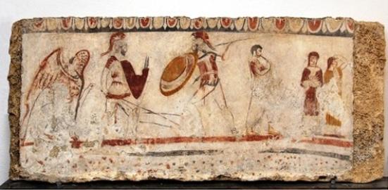 Immagine della nuova mostra di Roma-Caput Mundi