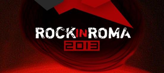 Rock in Roma 2013 - 2