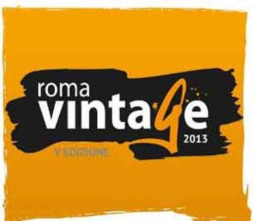 Roma Vintage 2013
