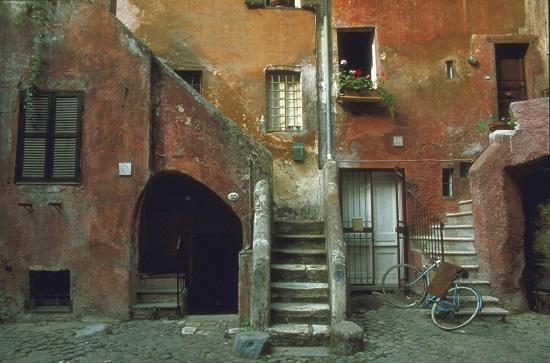 Roma il ghetto