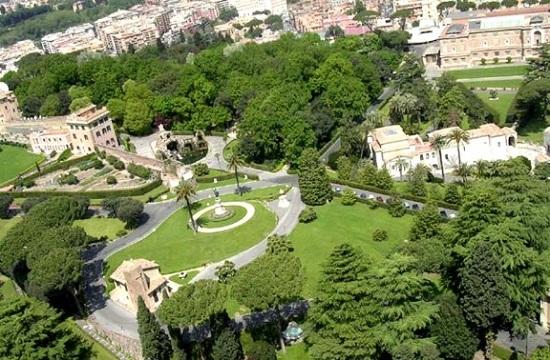 Giardini Vaticani1