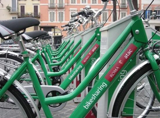 bikesharing Roma