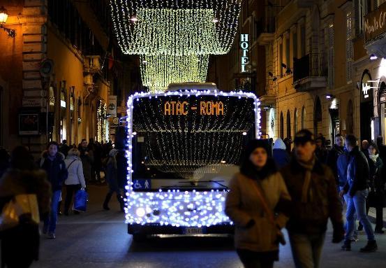 Mezzi pubblici Roma