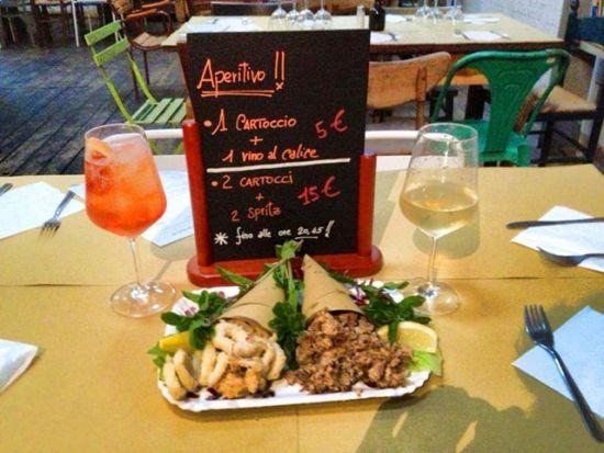 aperitivo a roma