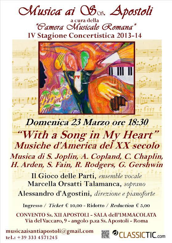 musica eventi roma