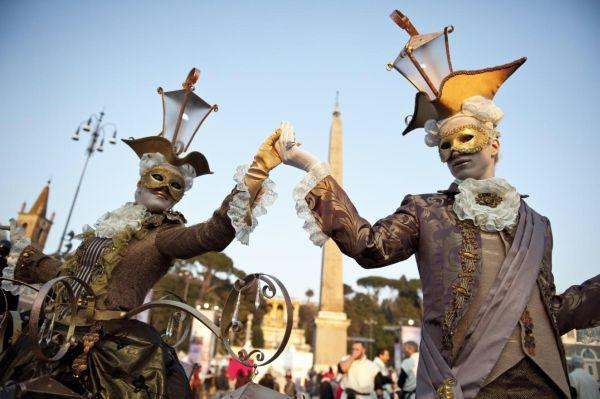 Carnevale a Roma … cosa fare