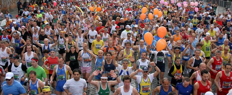 Maratona di Roma 2015: tutte le info sul traffico